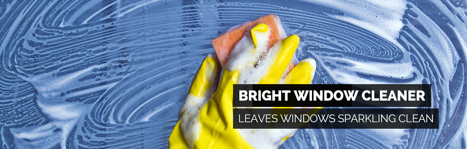 Bright Window Cleaner